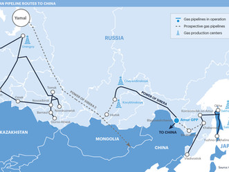 "Pipeline ""Khanfluence"": Power of Siberia 2 to Go Through Mongolia to China"