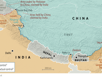 Mining for Trouble: The Resources at Stake in the China-India Border Dispute