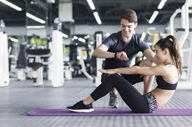 男女のトレーニング