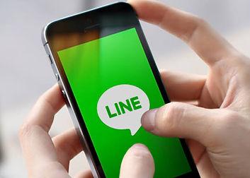 スマホ(LINE)