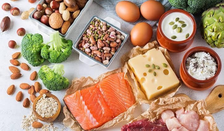 ビタミンBが豊富な食材