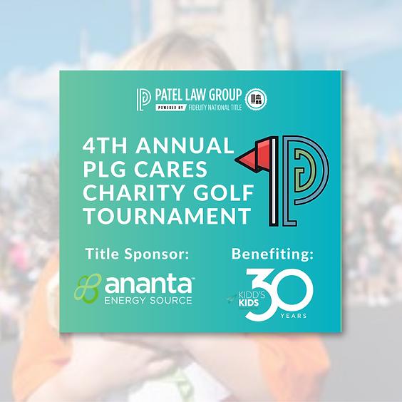 4th Annual PLG Cares Golf Tournament