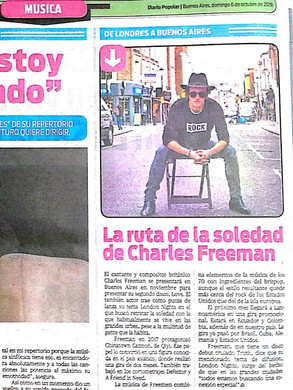 Diario Popular, Argentina.