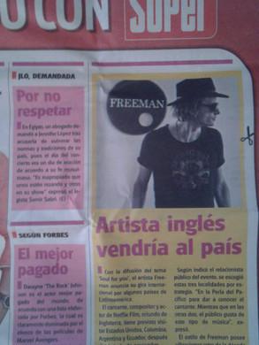 Diario Super, Ecuador.
