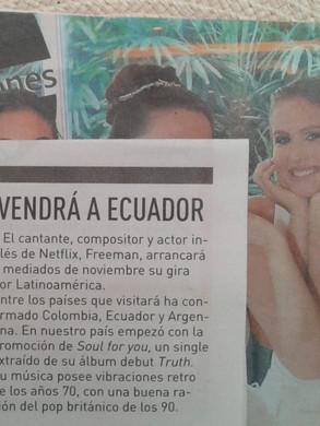 Diario Expreso, Ecuador.