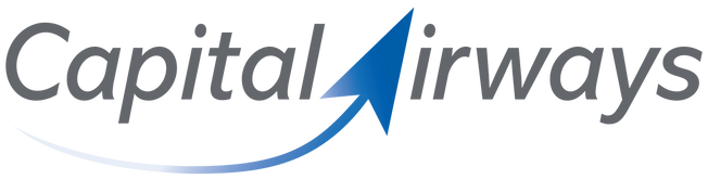 Capital Airways Logo 2020 for Printing C