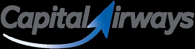 Capital Airways Logo 2020 for Printing C
