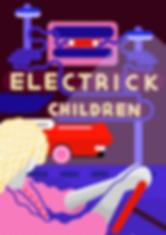 Electrick Children Film Poster