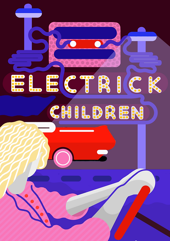Electrick Children Film Poster