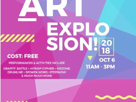Art Explosion 2018