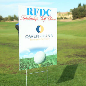 RFDC Golf Tournament Morgan Creek 2017