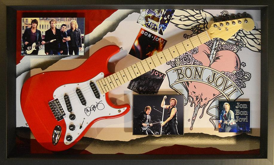 Jon Bon Jovi Guitar