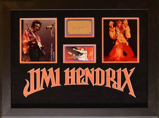 Jimi Hendrix Signature Cut