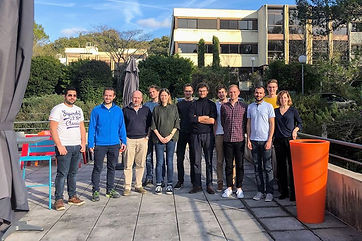 2020 GeomStats Hackathon at Inria near A