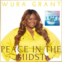 Peace in the Midst Album Cover