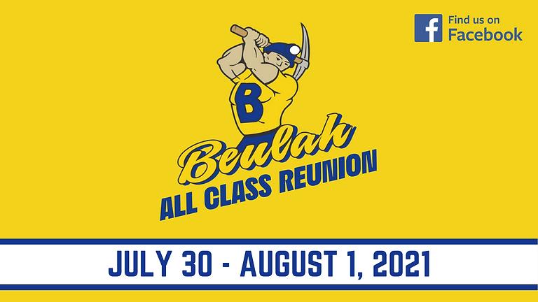 2021 Beulah All Class Reunion