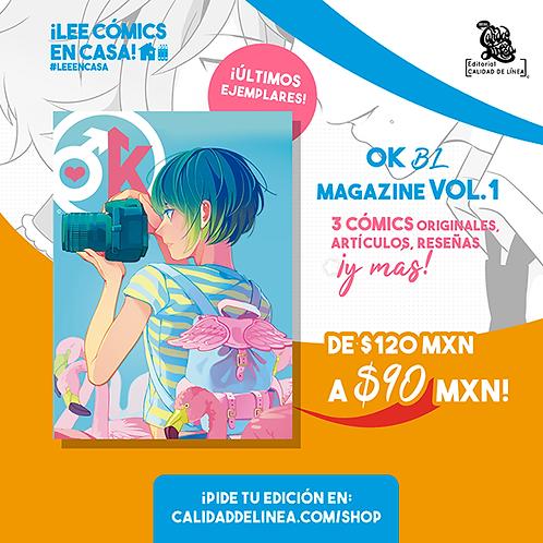 OK BL Magazine Vol. 1