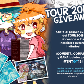 ¿Te gustaría ganar boletos para TNT gt13?