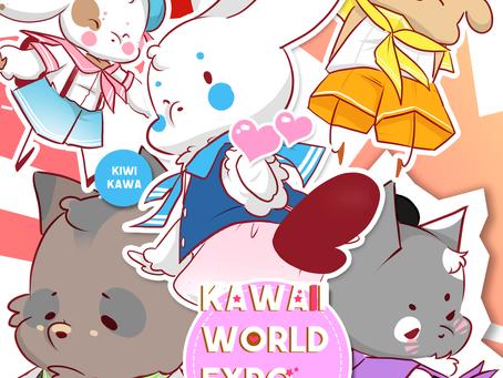 Kawaii World Expo ¡Regresa en 2019!