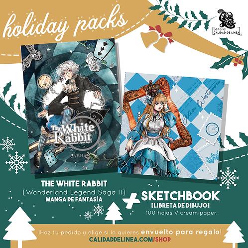 The White Rabbit [Manga + Sketchbook]