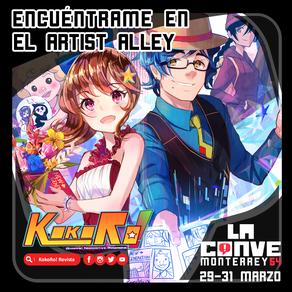 ¡La aventura te espera en Monterrey (Nuevo León) dentro de LA CONVE!