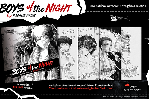 BOYS of the NIGHT