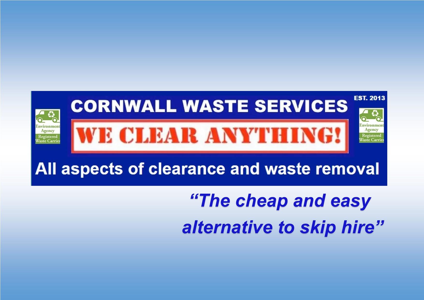 Cornwall Waste Services Testomonials