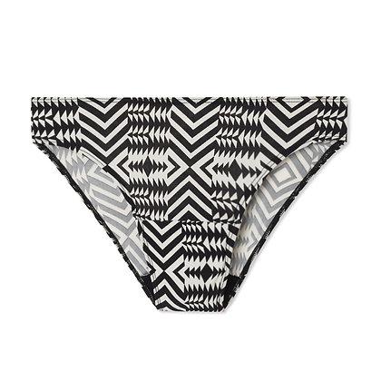 Women Bikini Period Plus Size Underwear (illusion)