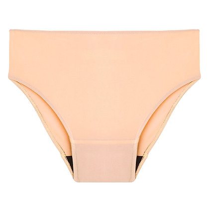 Period Underwear Brief | Pale Pink