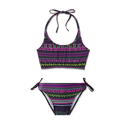 Teen Period Swimwear  Tank Set   Bahama Mama