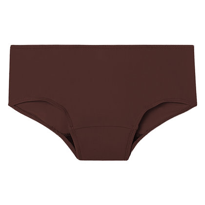 Period Underwear Hipster | Chocolate Opal | Plus Size Collection