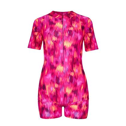 Period Swimwear Skinsuit | Tahitian Sun