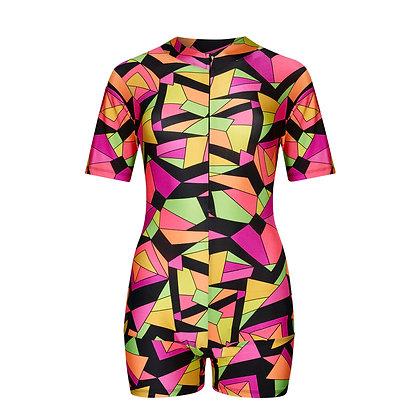 Teen Period Swimwear Skinsuit | Island Kaleidoscope
