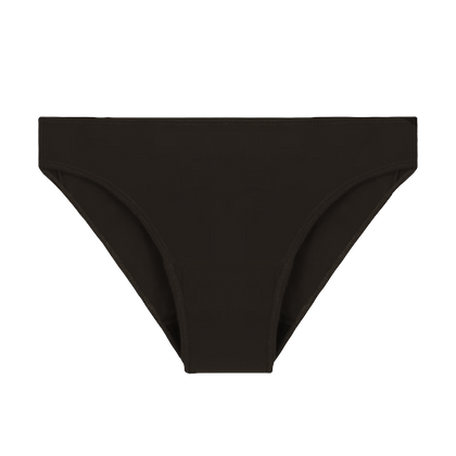 Period Underwear Bikini | Onyx - Extra Stretch
