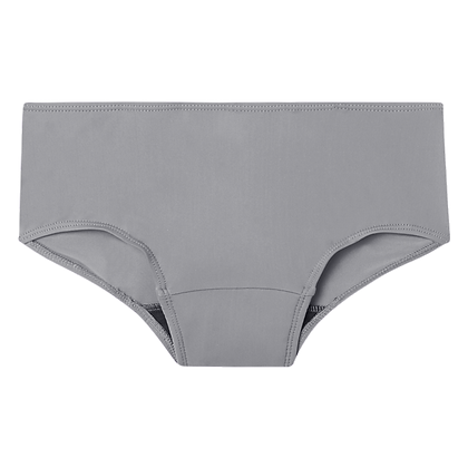 Period Underwear Hipster | Slate | Plus Size Collection