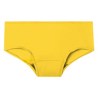 Period Underwear Hipster | Citrine | Plus Size Collection