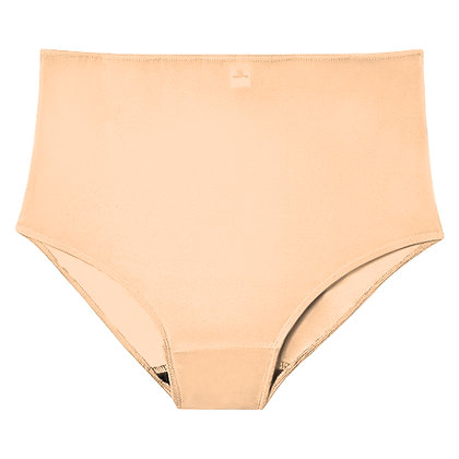 Period Underwear High-Waist | Pale Pink | Plus Size Collection