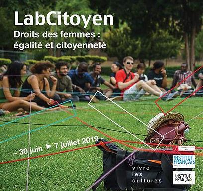 Instituto Francês convida jovens entre 20 e 26 anos a participar do programa LabCitoyen 2019