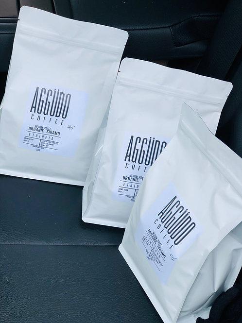 YIRGA CHEFE - Organic Ethiopian Coffee