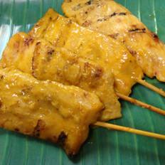 A1. Chicken Satay