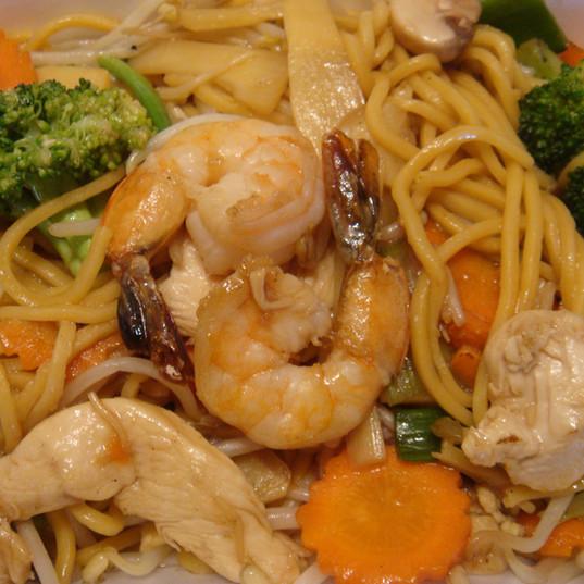 Lo Mein Noodle