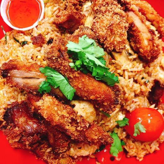 F13. Tom Yum Fried Rice