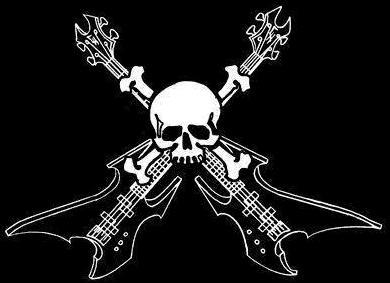 OBMM logo skull only