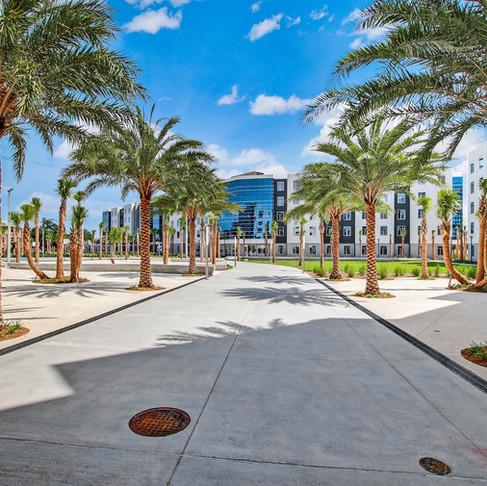 Embry Riddle Aeronautical University New Residence Hall - Building 2