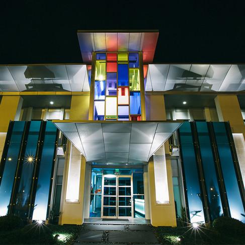 Fiction Corporate Headquarters