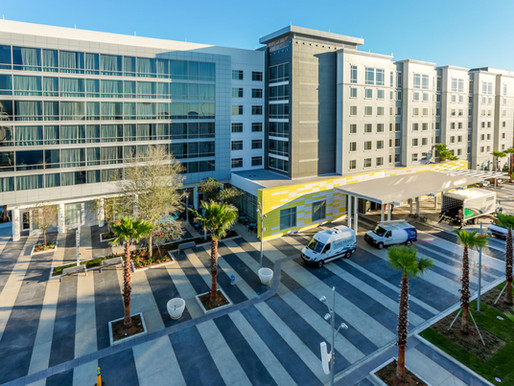 Dual Brand Hotel - Courtyard Marriott
