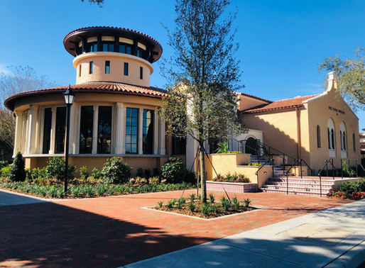 Rollins College - Rice Hall