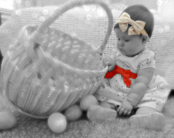 Avery First Easter 6
