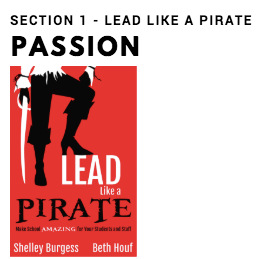 DBC50Summer 3/50: Lead Like a Pirate
