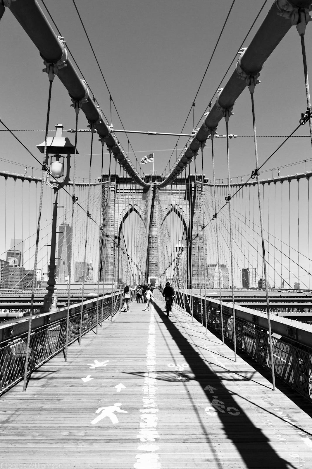 Pont de Brooklyn, NYC
